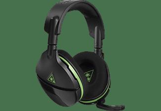 TURTLE BEACH STEALTH 600 Wireless Surround Sound Gaming-Headset für Xbox One, Over-ear Gaming Headset Schwarz/Grün