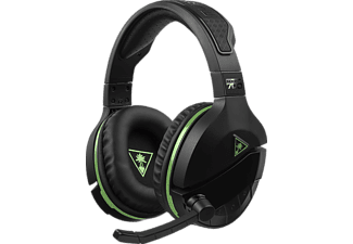 TURTLE BEACH STEALTH 700 Premium Wireless Surround Sound Gaming-Headset für Xbox One Gaming Headset Schwarz/Grün