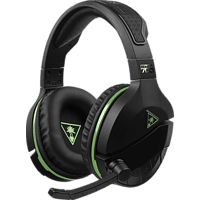 TURTLE BEACH STEALTH 700 Premium Wireless Surround Sound Gaming-Headset für Xbox One Gaming Headset Schwarz/Grün