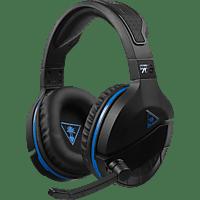 TURTLE BEACH STEALTH 700 Premium Wireless Surround Sound Gaming-Headset für PlayStation®4 , Over-ear Gaming Headset Schwarz/Blau