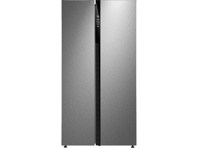 COMFEE SBS 53 NFA+  Side-by-Side (405 kWh/Jahr, A+, 1788 mm hoch, Inox)