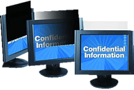 """3M PF21.3 Blickschutzfilter Standard für Desktops 54,1 cm Standard (entspricht 21,3"""" Standard) 4:3, Blickschutzfilter"""