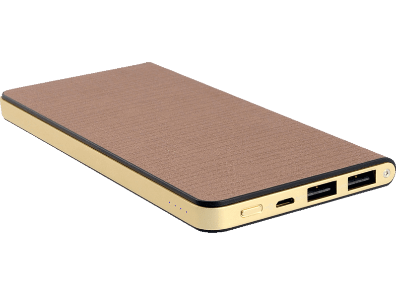 ICONBIT FTB10000SLS (FT-0101L) Powerbank 10000 mAh Bronze