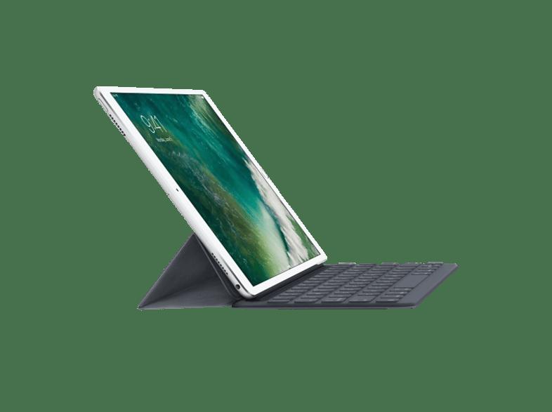 APPLE MPTL2DA Smart Keyboard D Tastatur Anthrazit | MediaMarkt