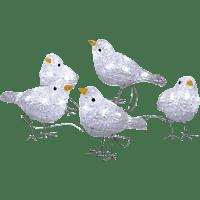 KONSTSMIDE 6144-203 LED Vögel,  Weiß,  Kaltweiß