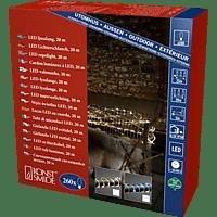 KONSTSMIDE 3090-100 LED Lichtschlauch,  Transparent,  Warmweiß