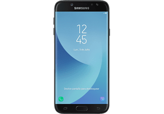 "Móvil - Samsung Galaxy J7 (2017), 5.5"", Full HD, 16 GB, Octa-Core, Red 4G, Negro"