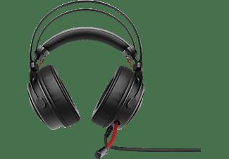 HP Omen 800 , Over-ear Gaming Headset Schwarz/Rot