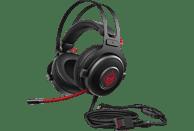 HP Omen 800  Gaming Headset Schwarz/Rot