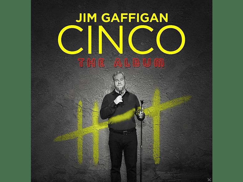 Jim Gaffigan - Cinco [Vinyl]