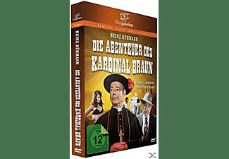 Die Abenteuer des Kardinal Braun DVD