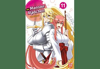 Die Monster Mädchen - Band 11