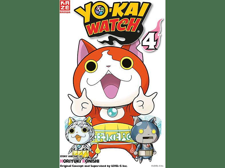 Yo-Kai Watch - Band 4
