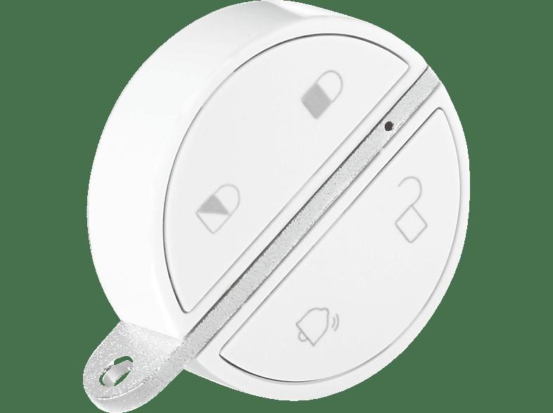 SOMFY 2401489 KeyFob Handsender, Weiß
