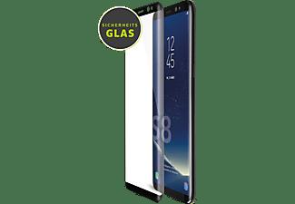 ARTWIZZ Curved Schutzglas(für Samsung Galaxy S8)