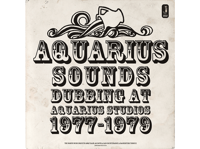 Aquarius Sounds - Dubbing At Aquarius Studios 1977 - 1979 [CD]
