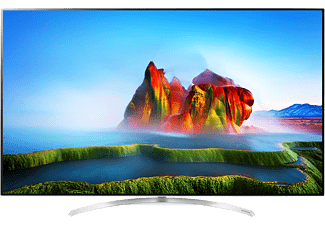 LG 55SJ950V 55'' LG SUPER UHD TV med Smart TV - Silver