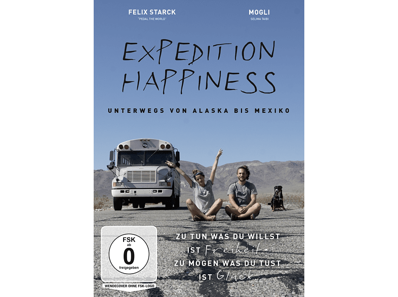Expedition Happiness [DVD]