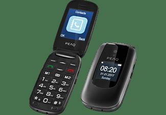 PEAQ PMP300 Handy, Schwarz