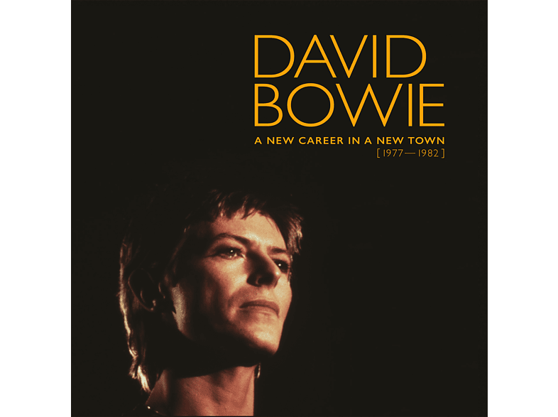 David Bowie - A New Career In A New Town 1977-1982 [Vinyl]