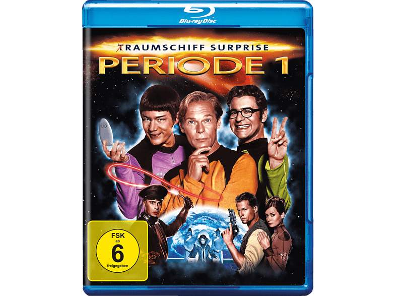(T)Raumschiff Surprise Periode 1 [Blu-ray]