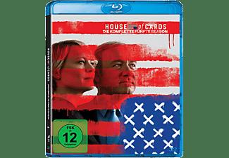 House of Cards - Die komplette fünfte Season [Blu-ray]