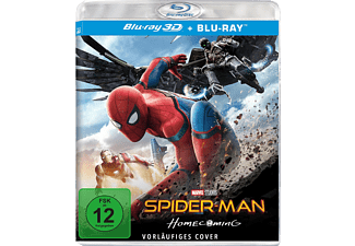Spider-Man Homecoming [Blu-ray 3D]
