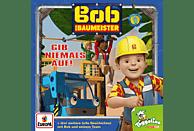 Bob Der Baumeister - Bob der Baumeister - 005/Gib niemals auf! - (CD)