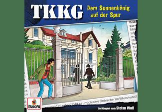 Tkkg - 195/Dem Sonnenkönig auf der Spur  - (CD)