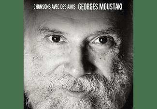 Georges Moustaki - Chansons Avec Des Amis  - (Vinyl)