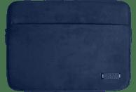PORT Milano Notebooktasche, Sleeve, 12 Zoll, Dunkelblau