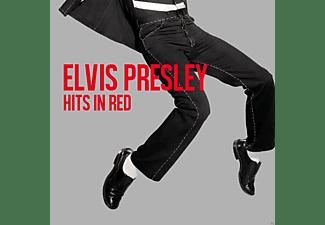 Elvis Presley - Hits In Red (180 G. Red Vinyl)  - (Vinyl)