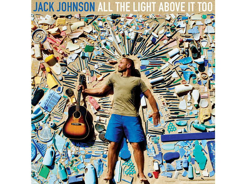 Jack Johnson - All The Light Above it Too [CD]