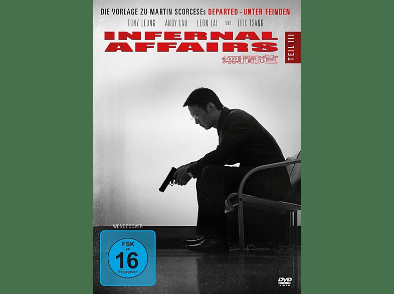 Infernal Affairs Teil 3 [DVD]