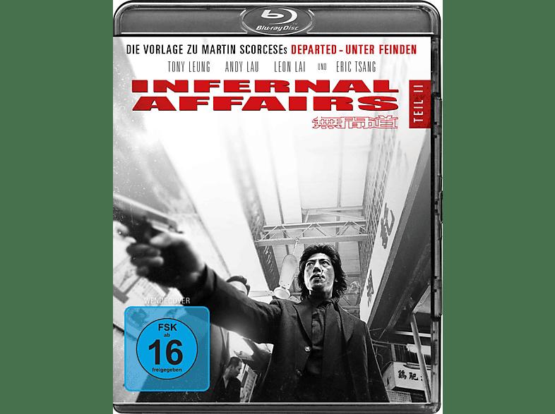 Infernal Affairs Teil 2 [Blu-ray]