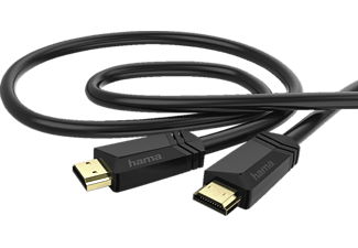 HAMA HDMI Kabel High Speed mit 0.75 Meter 179206