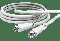 HAMA 179228 F-KABEL 90DB 5,0M 1S  SAT-Anschlusskabel