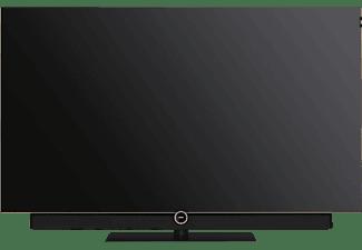"TV OLED 55"" - Loewe BILD 4.55, Ultra HD 4K, HDR, Smart TV, 80 W, 750 cd/m2, Wi-Fi, Dolby Digital Plus, Negro"