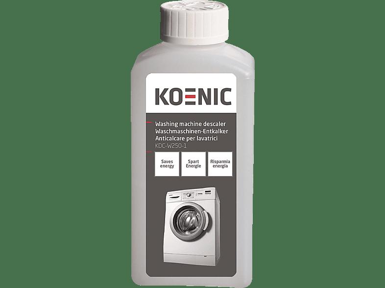 KOENIC KDC-W250-1 Waschmaschinen-Entkalker