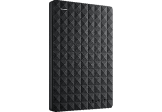 SEAGATE Expansion+ Portable Festplatte, 1 TB HDD, 2,5 Zoll, extern, Schwarz