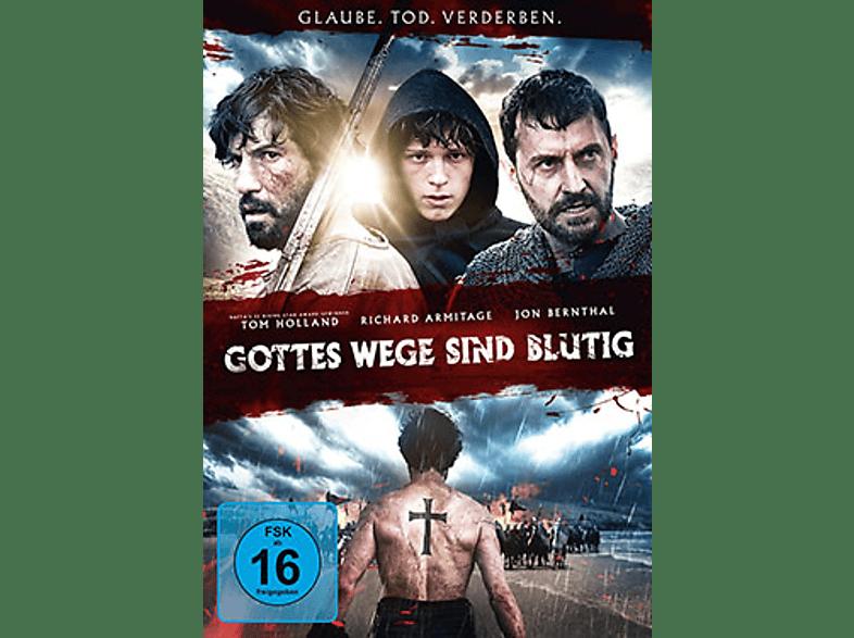 Gottes Wege sind blutig [DVD]