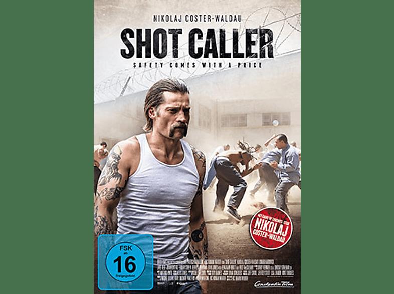Shot Caller [DVD]