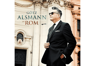 Götz Alsmann - In Rom  - (CD)