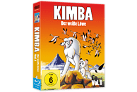Kimba, der weiße Löwe - Box 1 [Blu-ray]