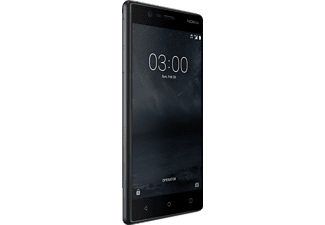 NOKIA 3 Dual-Sim 16 GB Schwarz Dual SIM