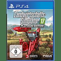 Landwirtschaftssimulator 17: Platinum Edition [PlayStation 4]