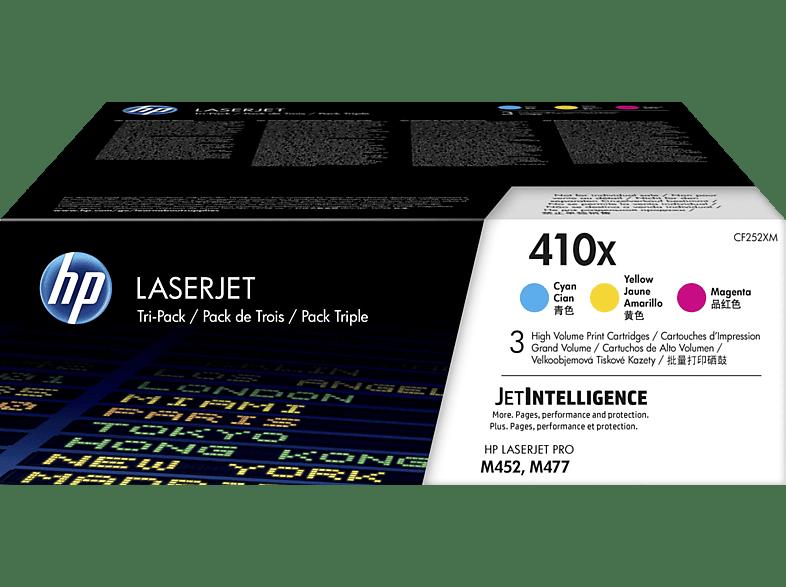 HP 410X Tonerkartusche mehrfarbig