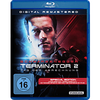 Terminator 2 (Special Edition) Digital Remastered  [Blu-ray]