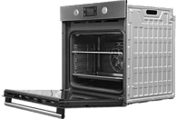 BAUKNECHT BAR2 KH8V2 IN Einbauherd/Backofen (Einbaugerät, A+, 71 l, 595 mm breit)