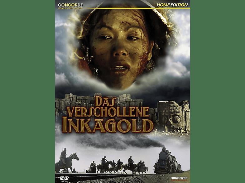 Das verschollene Inka-Gold [DVD]